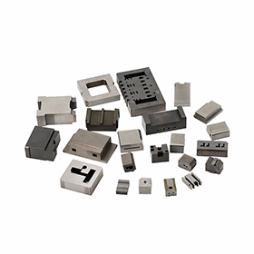 Wire EDM components
